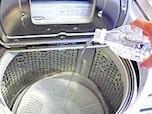 洗濯槽の「黒カビぴろぴろワカメ」を撃退する掃除術