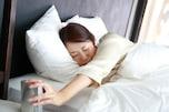 適度な運動が、夜の熟睡につながる!