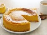 栄養満点!かぼちゃのベイクドチーズケーキ