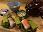 「柿の葉ずし」の老舗『平宗』で奈良名物を堪能!