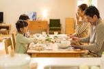 家庭の食卓がもたらす効能