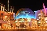 イルミネーションが美しいクリスマスイベント2016