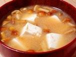 脂肪燃焼味噌スープ