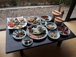 精進料理「普茶料理」も人気