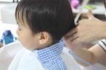 男の子の髪を自宅でヘアカットするコツ