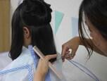 女の子の髪を自宅でヘアカットするコツ
