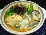 発酵食品の効果で美肌にも!「牡蠣の土手鍋」
