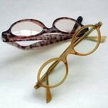 どうにも隠せない!そんなときは、メガネで隠すのもアリ!