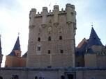 白雪姫のお城のモデル「アルカサル」(スペイン)