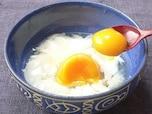 冷凍卵から作る簡単・温泉卵