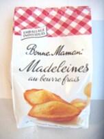 スイーツの国クオリティーのクッキーや焼き菓子(フランス)