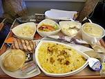 機内食を楽しむための英語