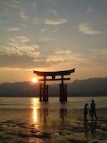 厳島神社/広島・安芸の宮島