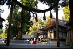 注連縄が鳥居に!三輪山を御神体とする日本最古の神社