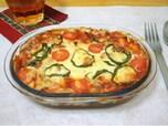残り野菜と餅でできるグラタンレシピ