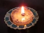 揺らめく光とハーブの香り、ハーブキャンドルの作り方
