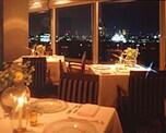 第2位 ホテルニューオータニ大阪の最上階レストラン「サクラ」