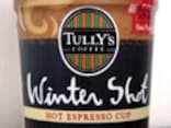 TULLY'S COFFEE Winter Shot