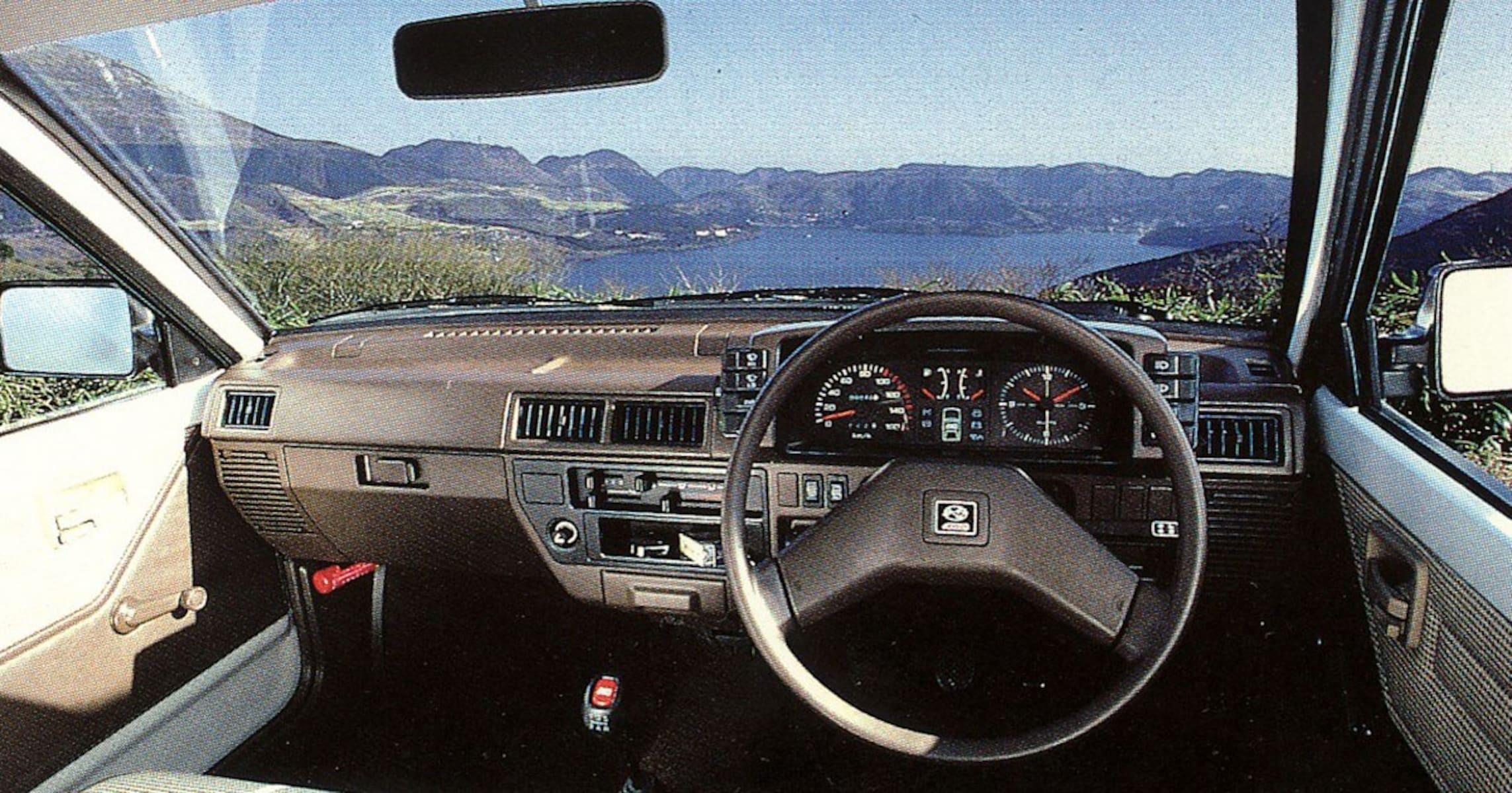 【中年名車図鑑|スバル・ジャスティ】レガシィ&インプレッサ人気に押し出された10年選手のリッターカー