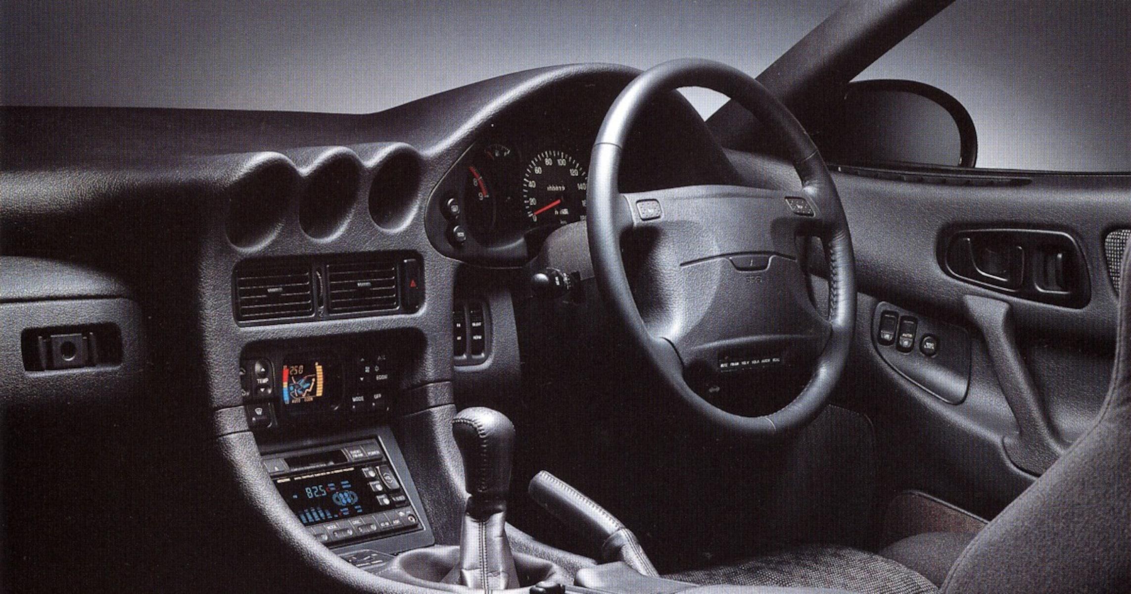 【中年名車図鑑|三菱GTO】一代限りで姿を消した、三菱らしさ満載のスーパー4WDスポーツ