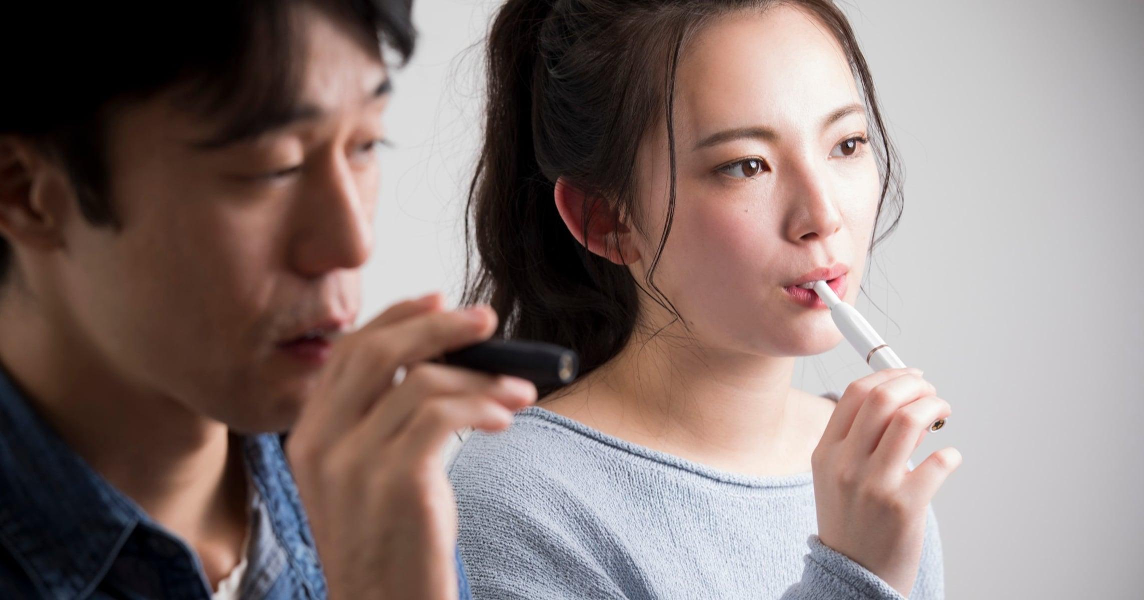 医師が問診で喫煙歴を聞くと、電子タバコに関してこう答える人が多いらしい…