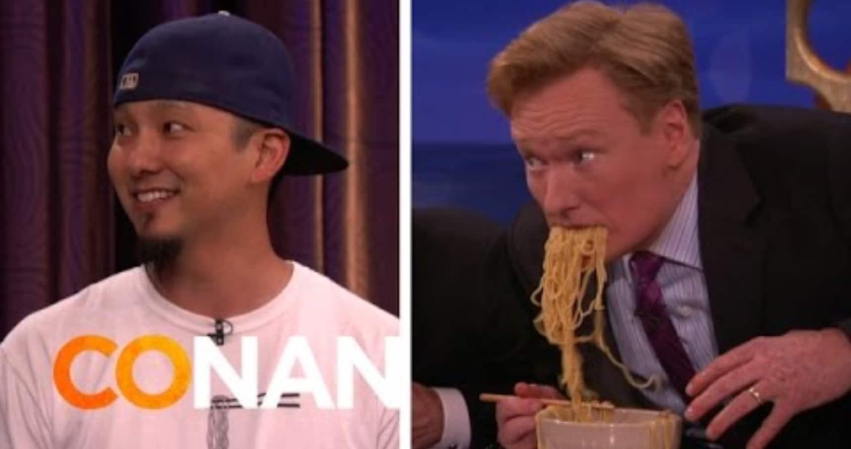 Ramen Rules from Conan O'Brien & Ken Watanabe