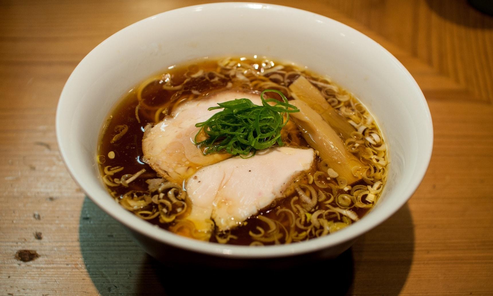 Michelin Mania: 8 Hot Minowa Ramen Shops