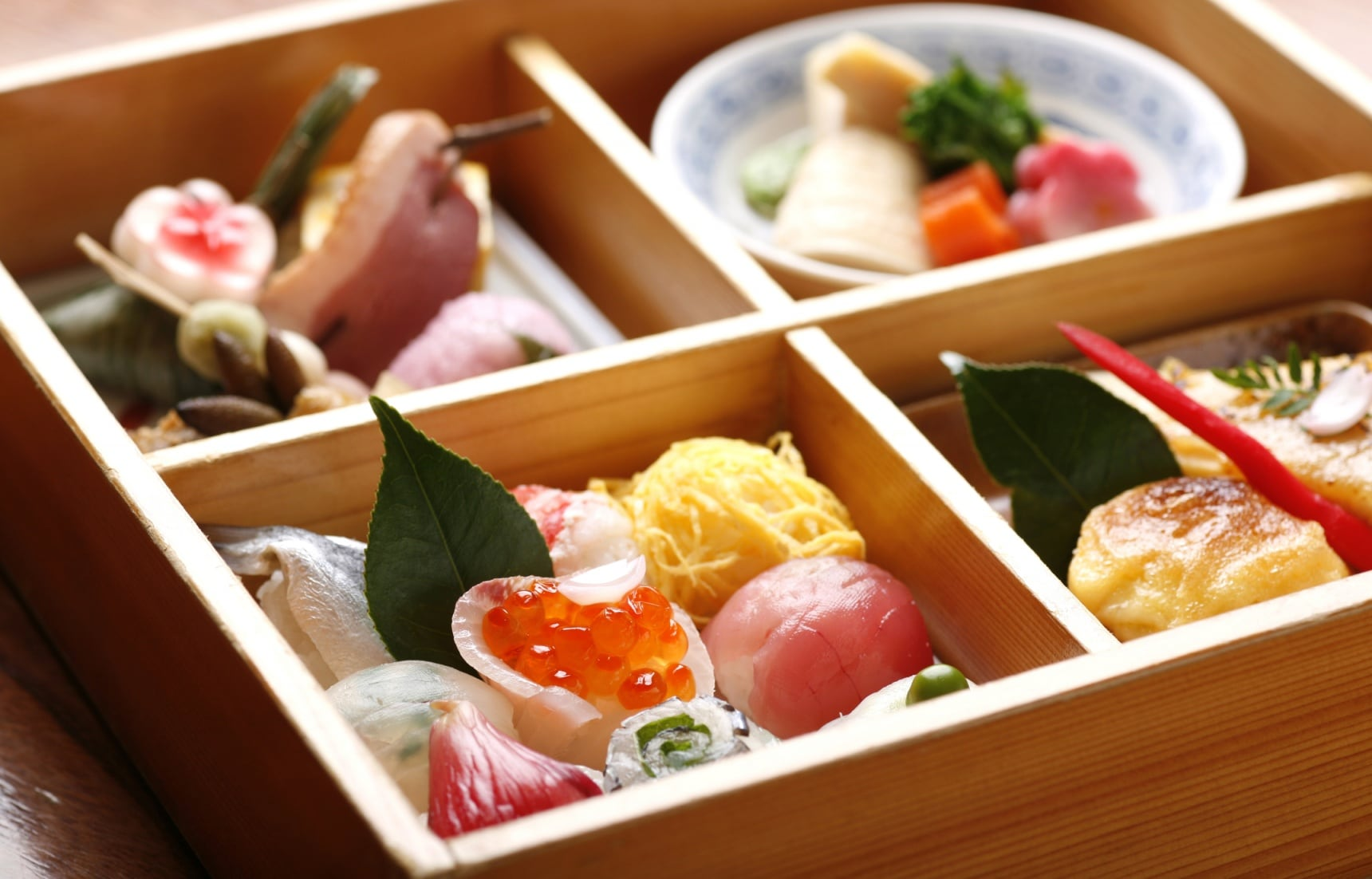 Better Know Your Bento Boxes