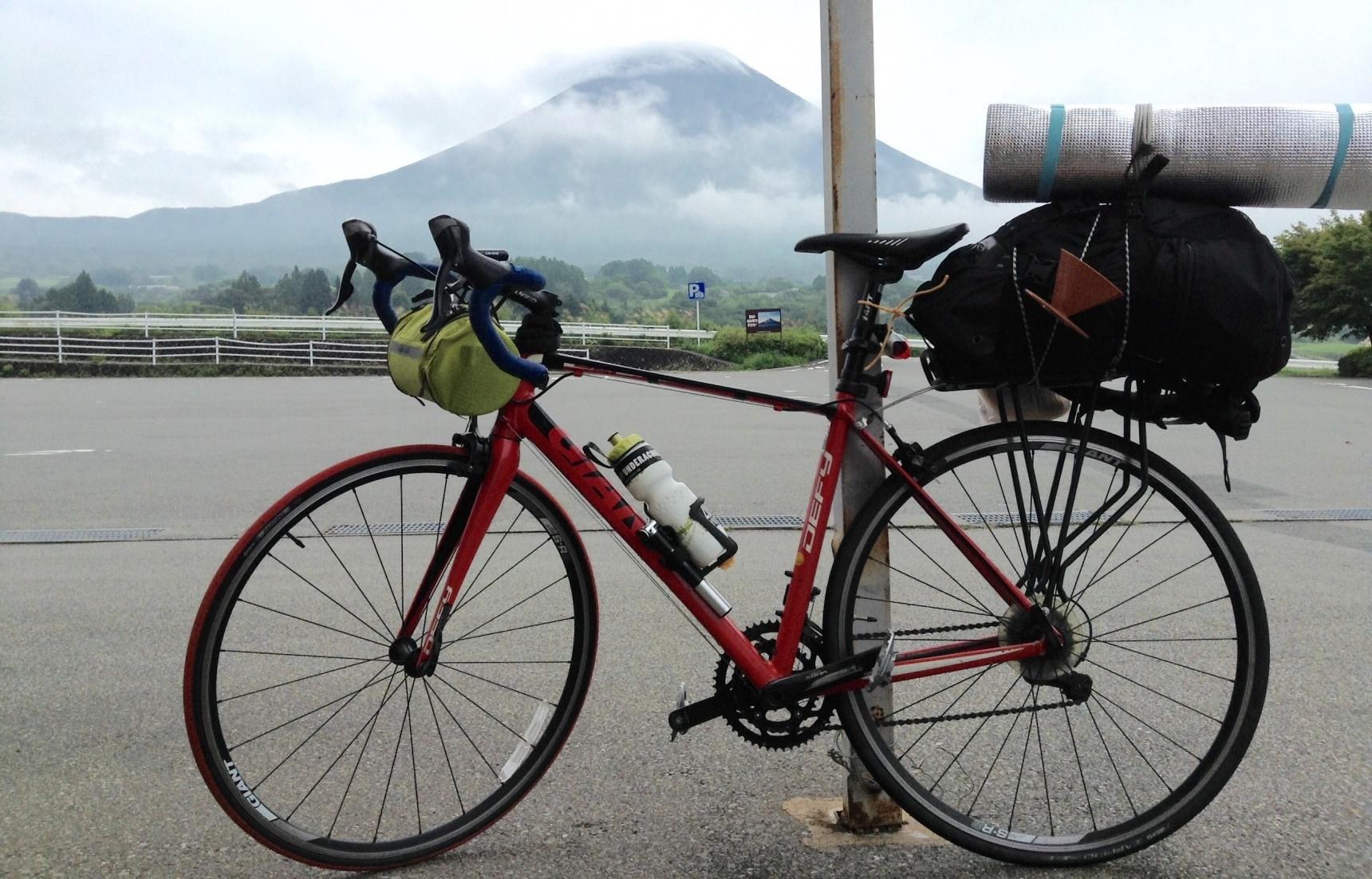 Tokyo to Mount Fuji Bicycle Tour