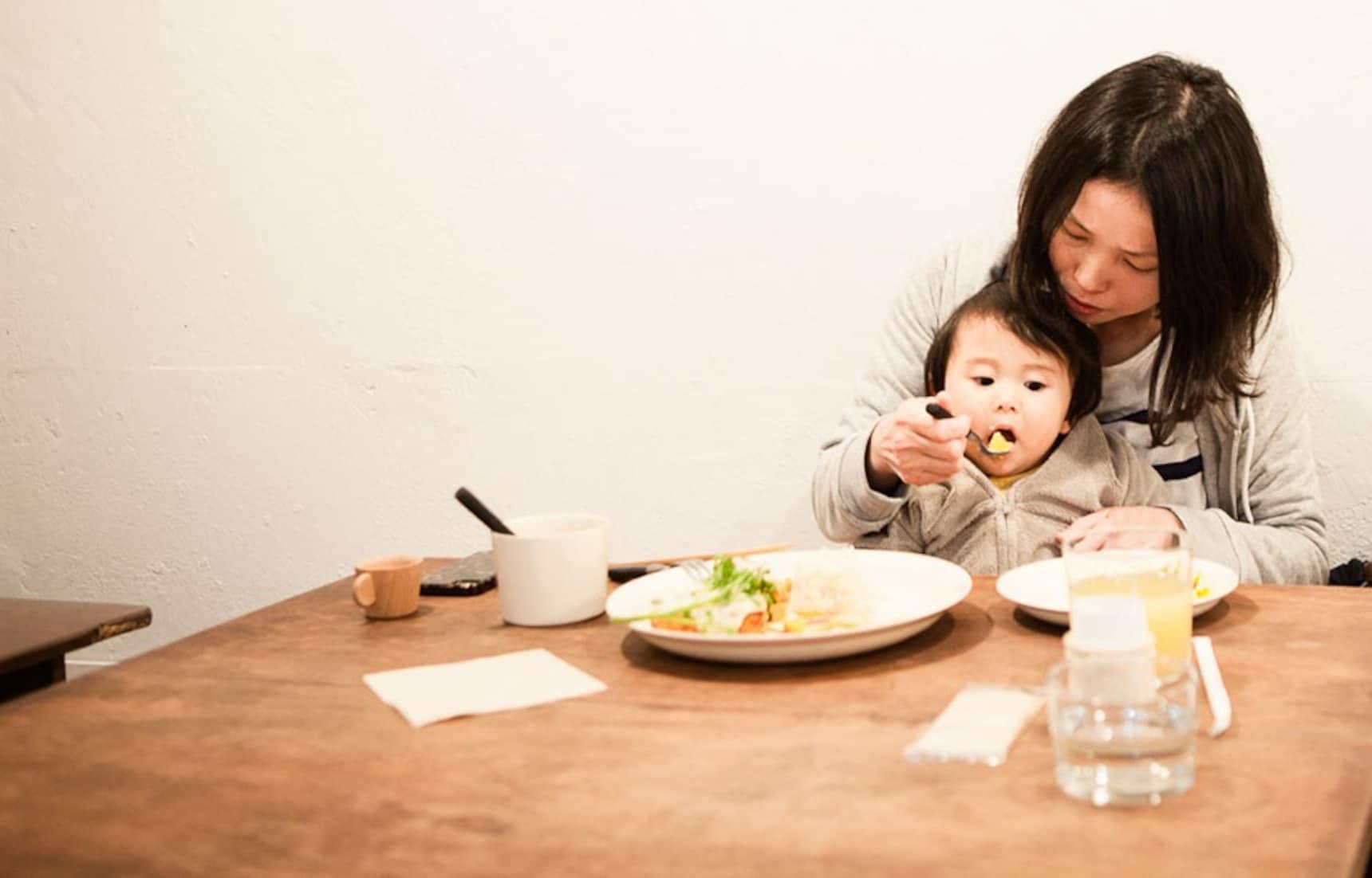 9 Tokyo Cafés that Love Kids!