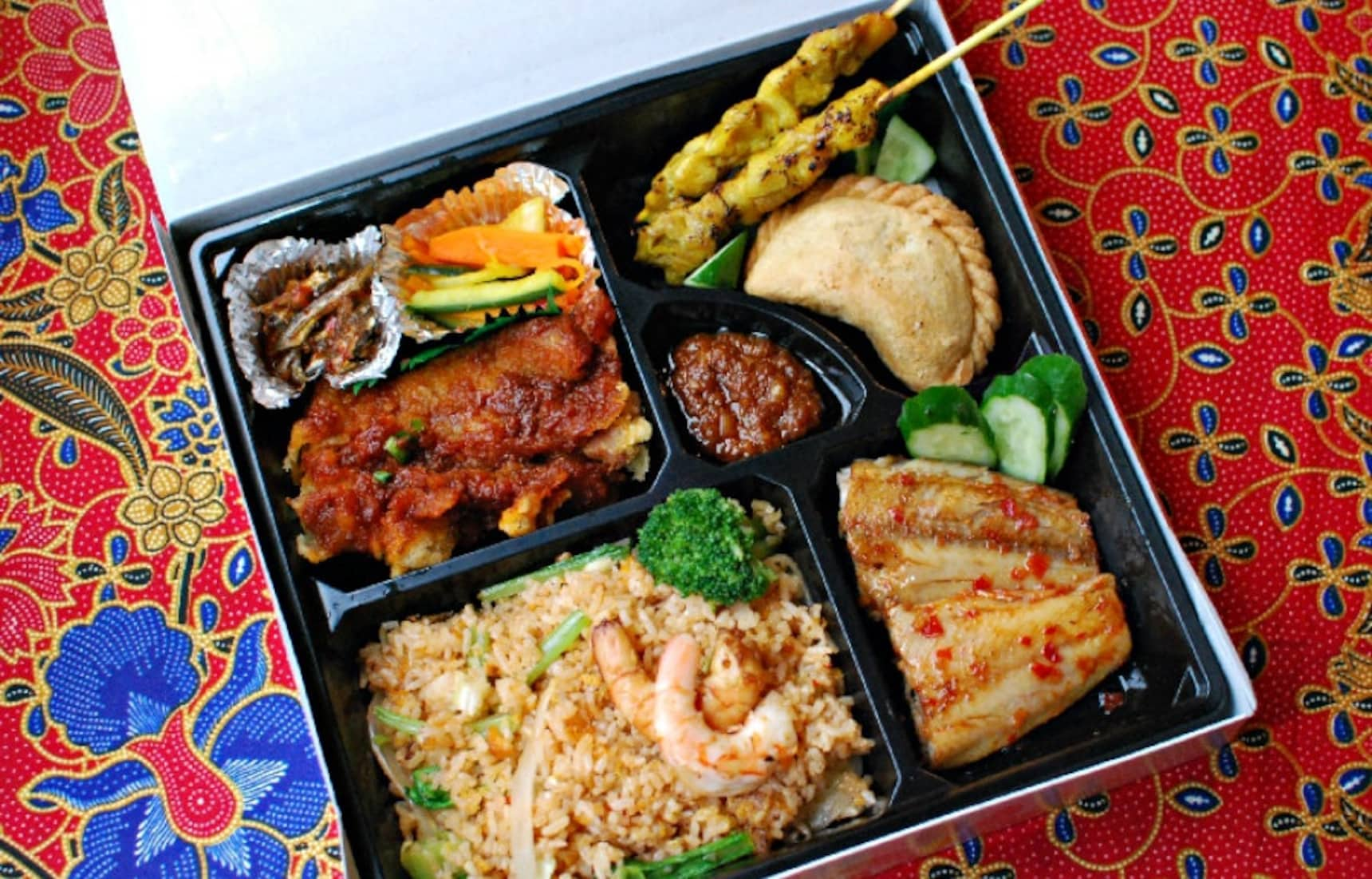 Halal Friendly Bento in Japan