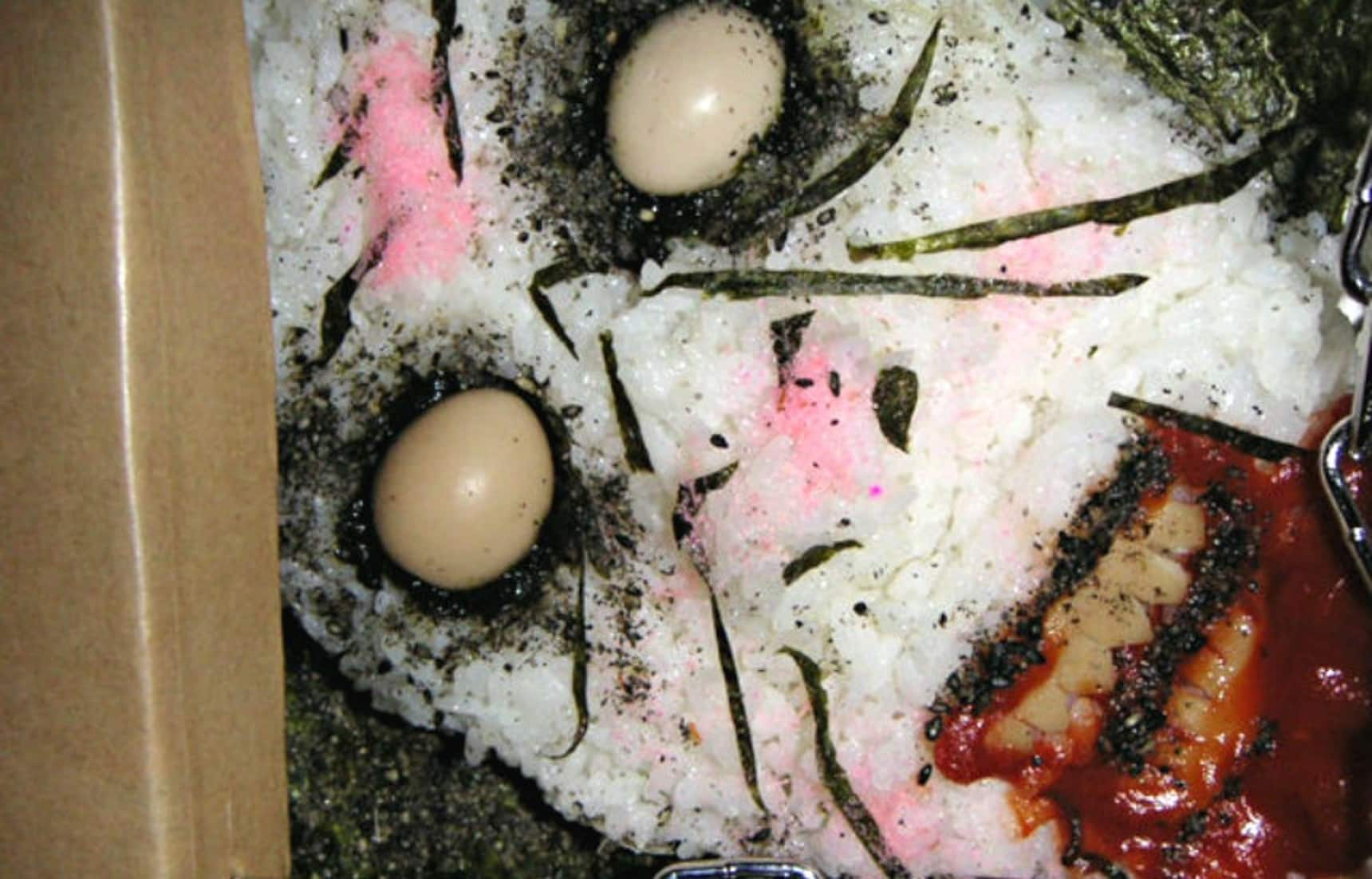 These 5 Horror Bento Will Eat Your Appetite!