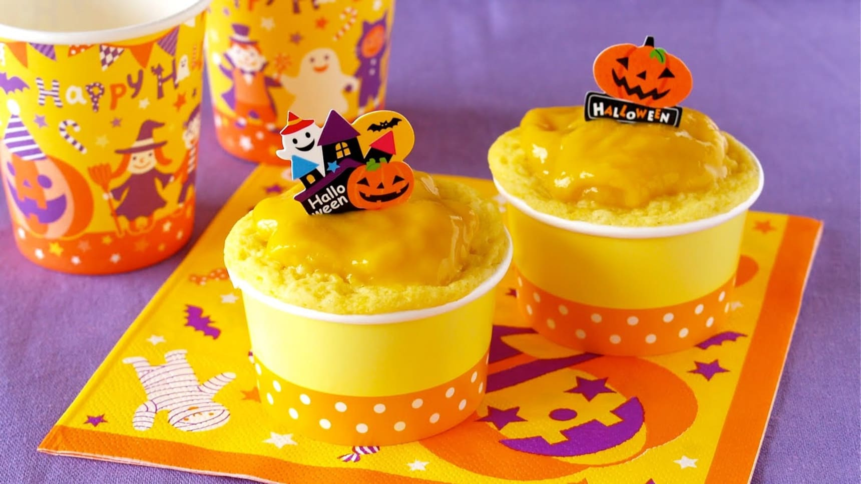 6 adorable japanese-style halloween recipes | all about japan