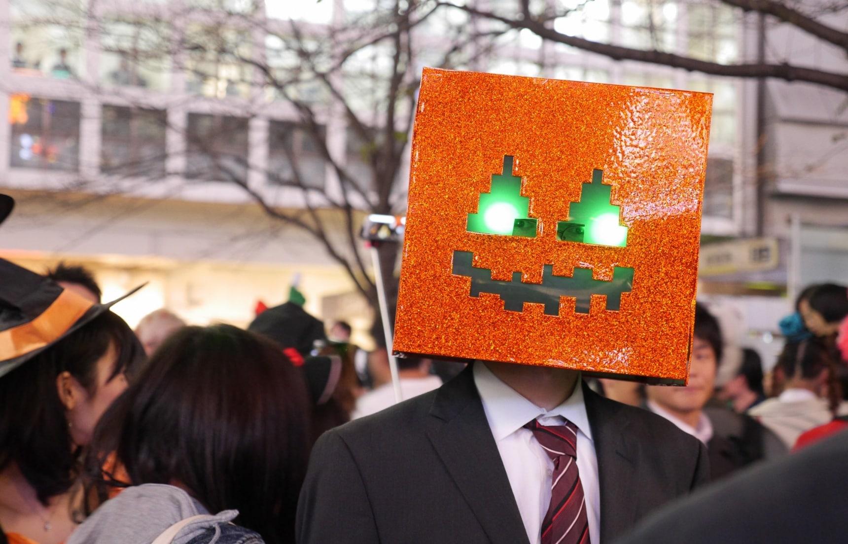 Halloween Shibuya 2014