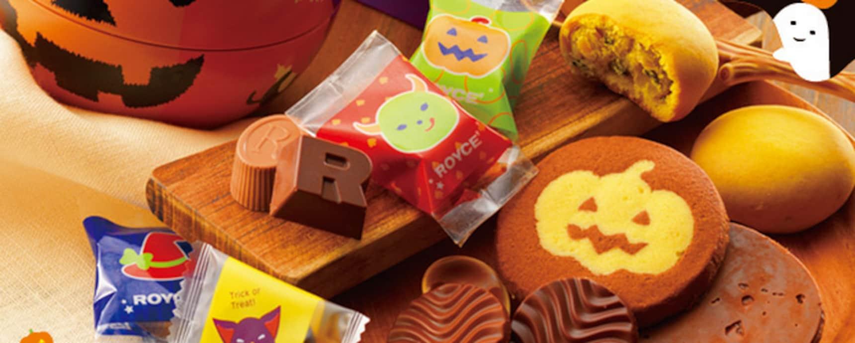 Halal-Safe Hokkaido Halloween Chocolates
