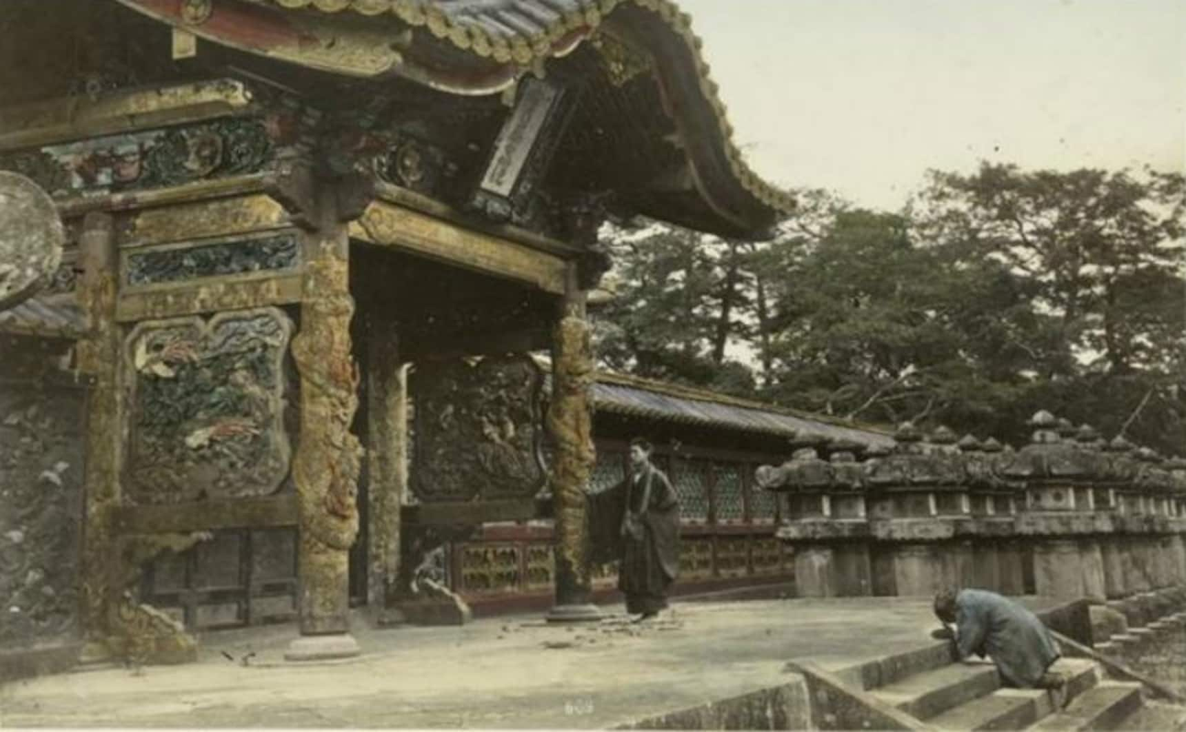 Step into Japan's Photographic Past