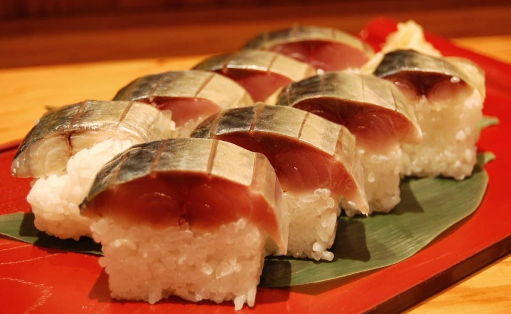 Kyoto's Top 3 'Kyozushi' Restaurants