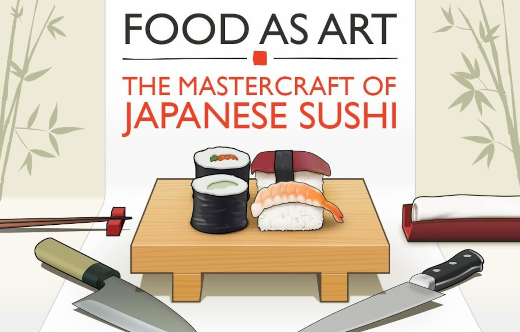 The Skills of a Sushi Chef