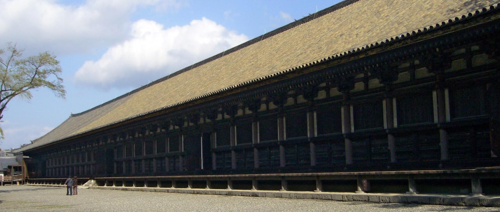米其林三星景点之莲华王院—三十三间堂