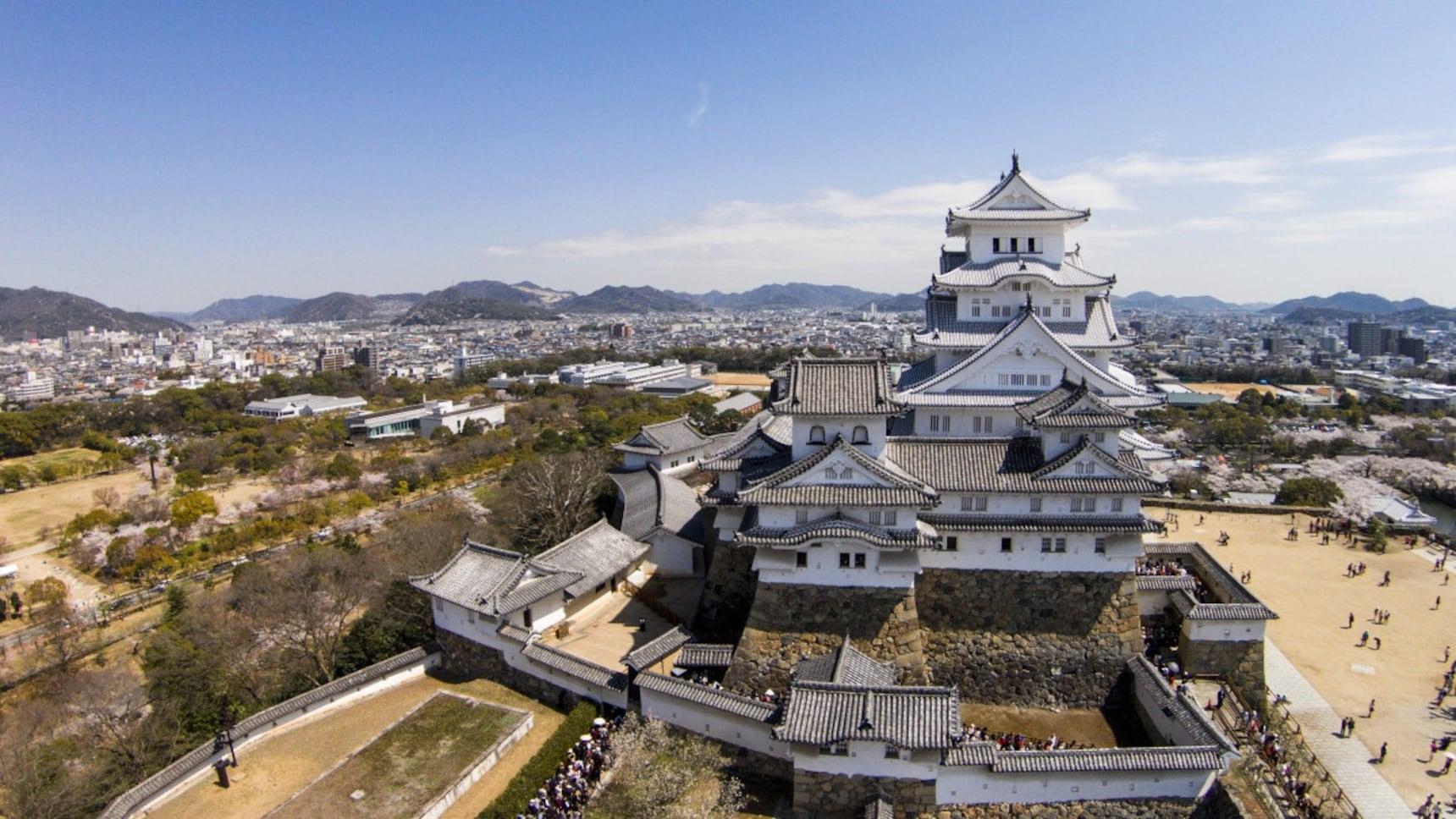 7 ปราสาทที่สวยที่สุดในญี่ปุ่น
