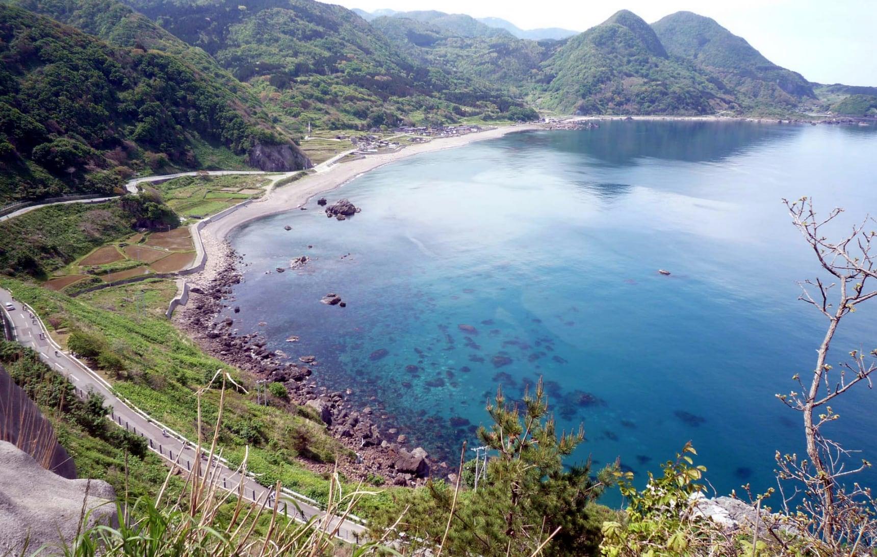 사도 섬에서 즐기는 '다라이' 배 체험