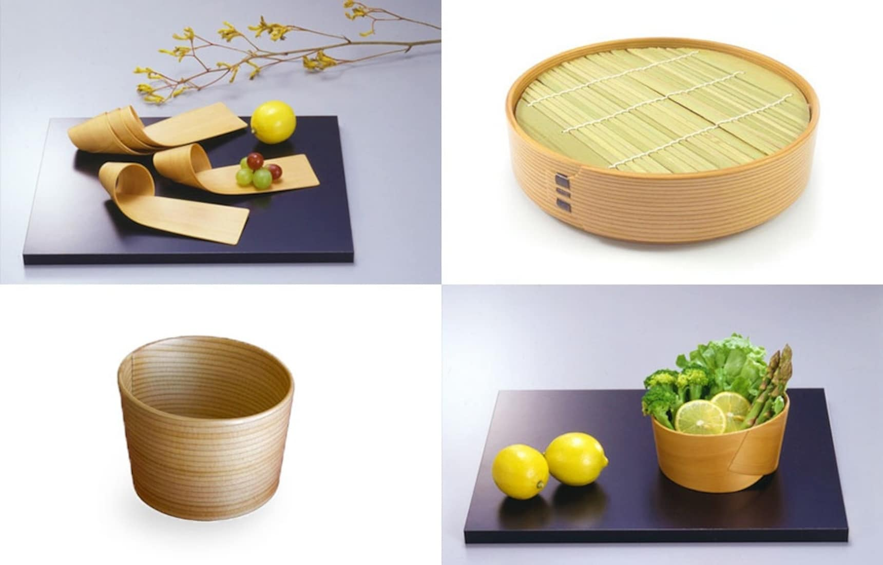 4 Cool Things Made of Kurikyu Odate Bentwood