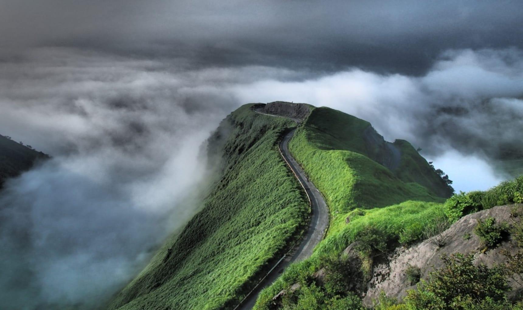 Hike the 'Road to Laputa'