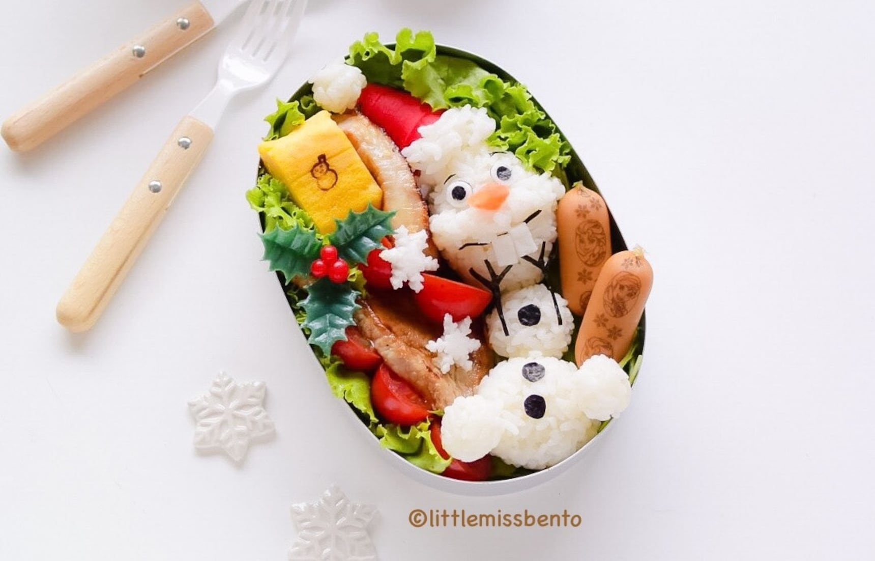 5 Adorable Holiday Bento Boxes!