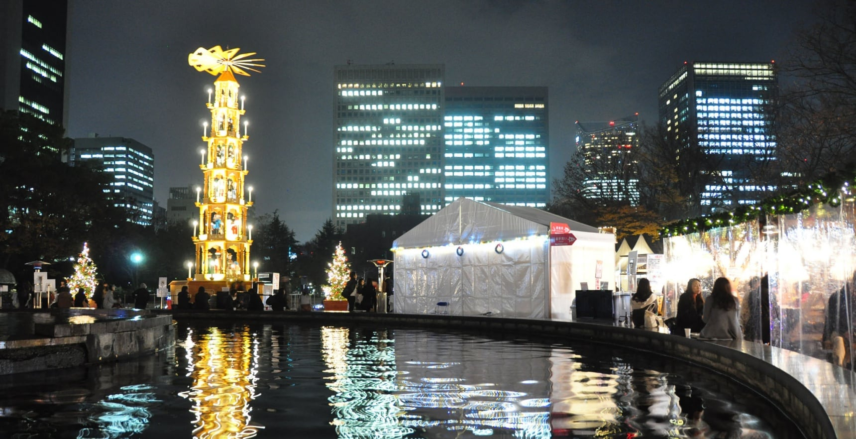 Tokyo's Top Christmas Markets