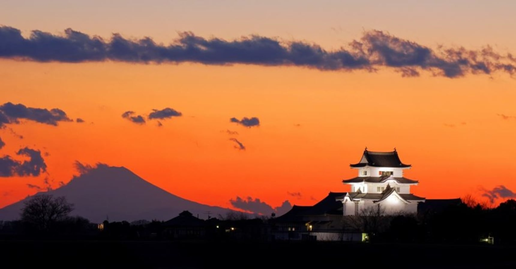 A Guided Tour of Chiba's 12 Castles