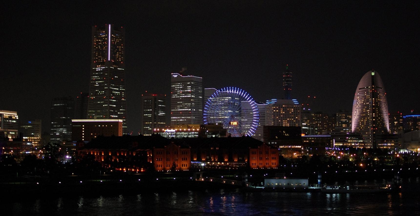 解读横滨,遍寻她的过去与现在