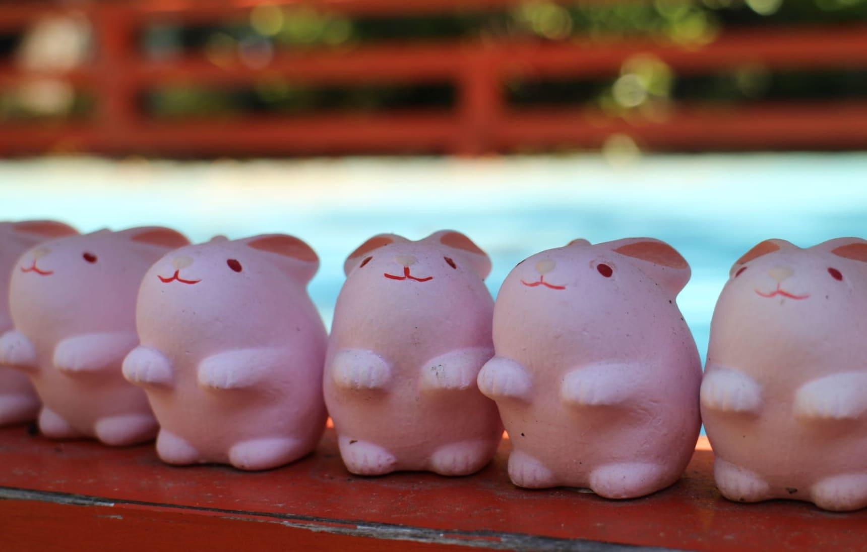 6 เซียมซีสุดน่ารักจากศาลเจ้าและวัดในญี่ปุ่น