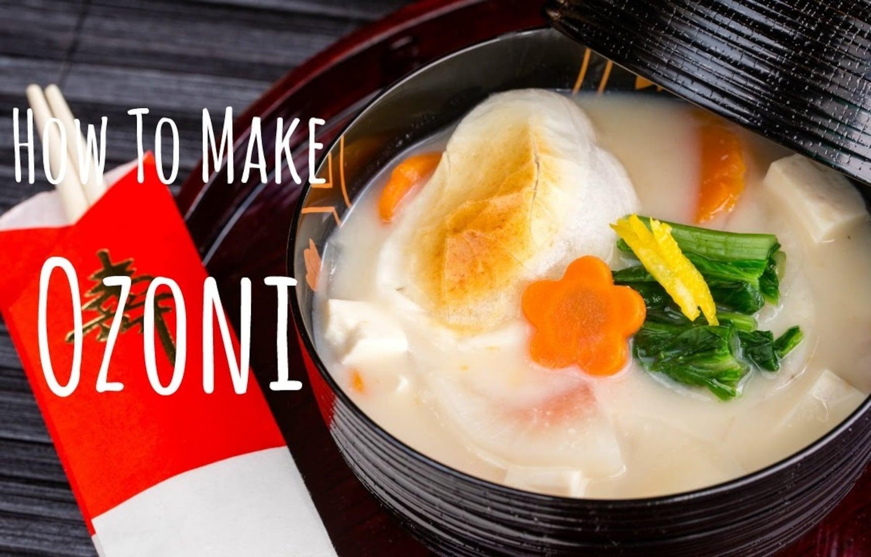 3 Awesome Ozoni Recipes