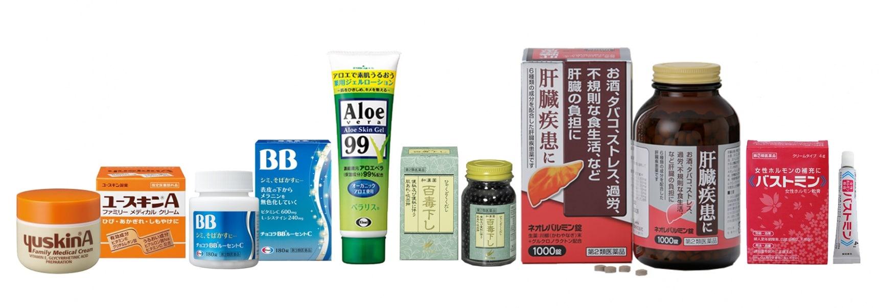 由久住日本的華人推薦的6種日本神藥!